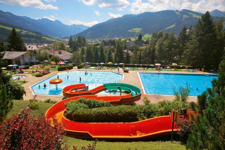 Ausflugsziele - Alpenschwimmbad Radstadt, Salzburger Land