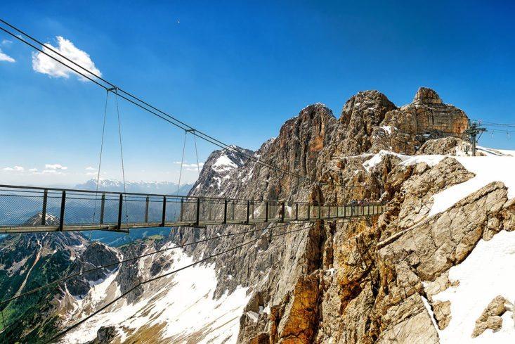 Ausflugsziele - Dachstein Gletscher