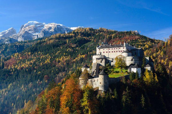 Ausflugsziele - Festung Hohenwerfen, Salzburger Land