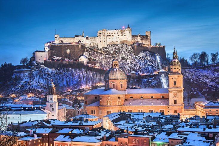 Ausflugsziele - Weltkulturerbe Altstadt Salzburg