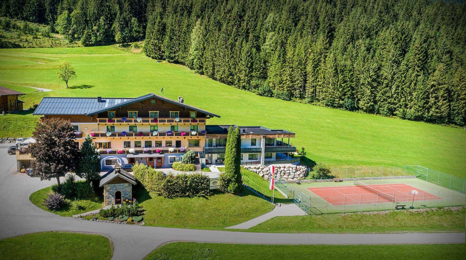 Sommerurlaub im Stieglerhof, Hotel in Radstadt