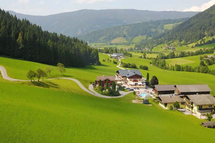Natur- & Familienresort Der Stieglerhof - Ihr Urlaub am Bauernhof in Radstadt