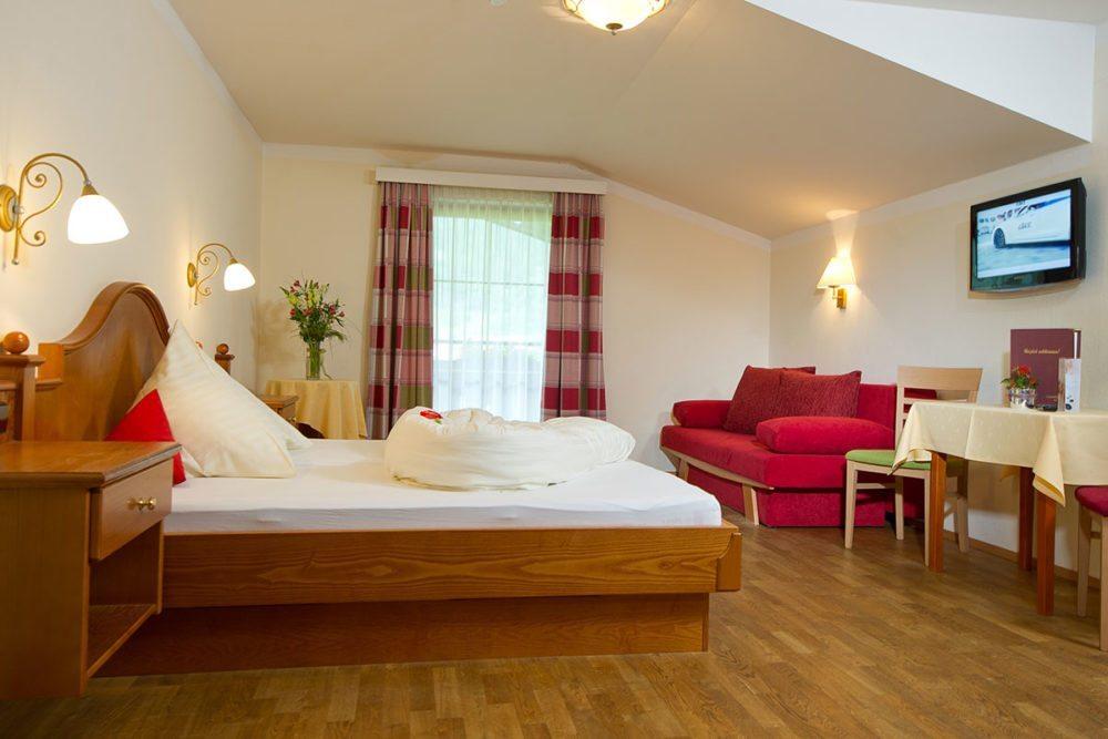 Romantikzimmer - Der Stieglerhof - Zimmer in Radstadt