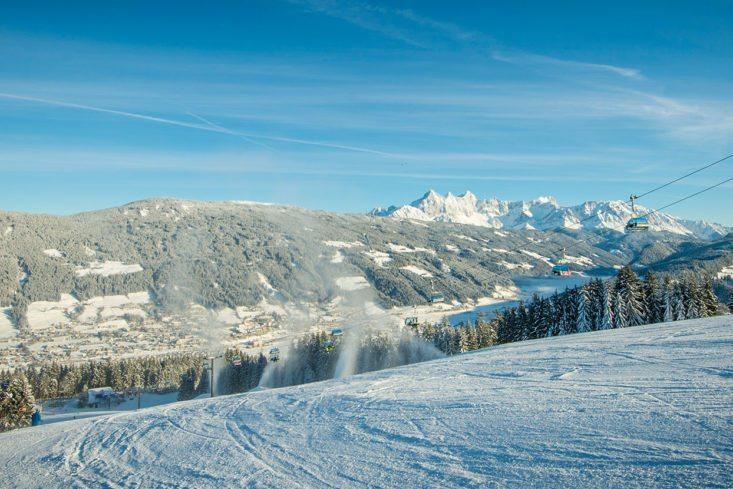 Skifahren in Radstadt, Ski amadé