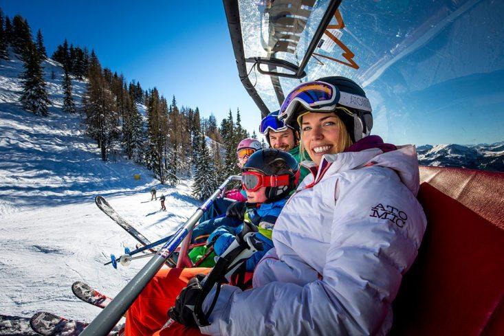 Skifahren in der Salzburger Sportwelt, Ski amadé