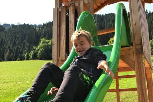 Spielplatz - Natur- & Familienresort Der Stieglerhof, Ihr 3 Sterne Hotel in Radstadt