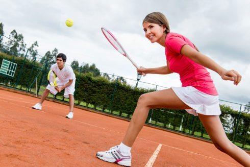 Tennisplatz - Hotel Stieglerhof in Radstadt