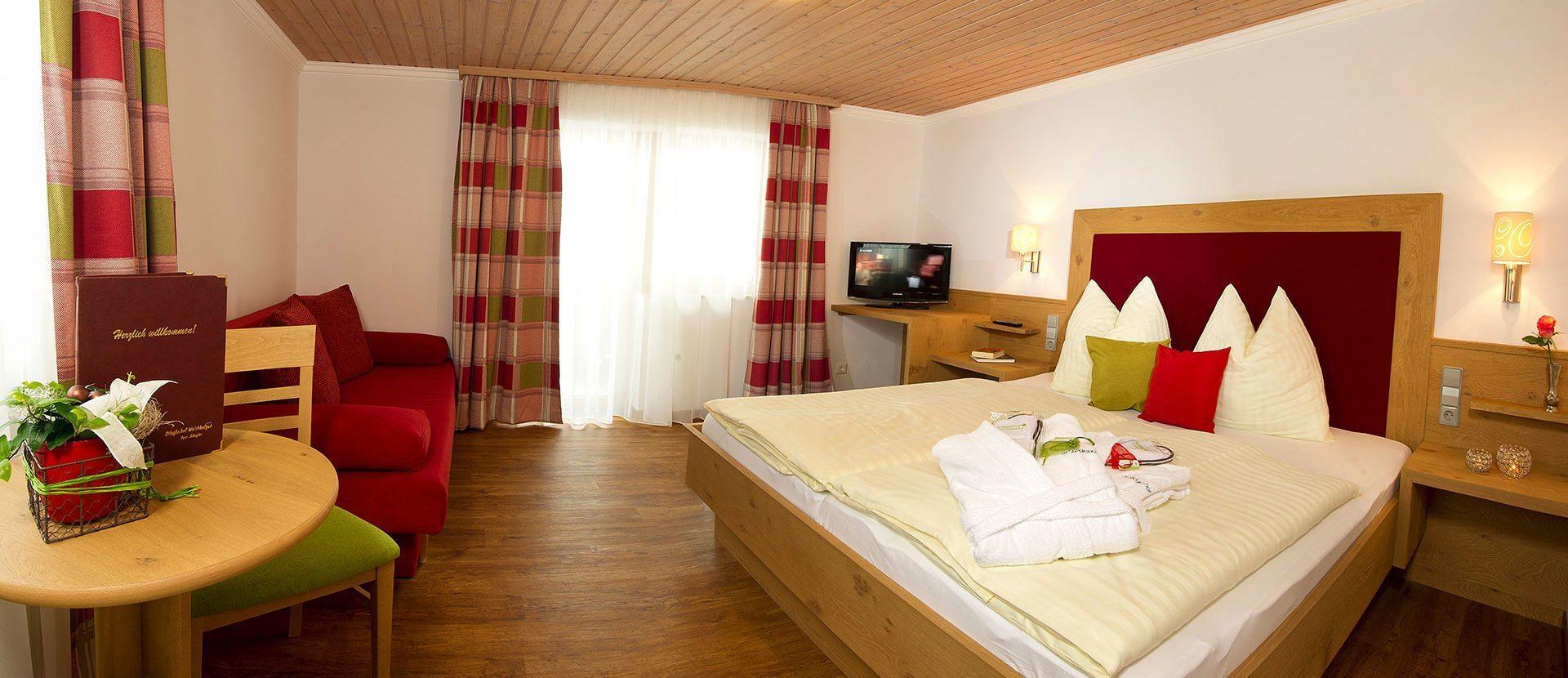 Verfügbarkeitskalender - Suiten & Zimmer in Radstadt, Salzburg