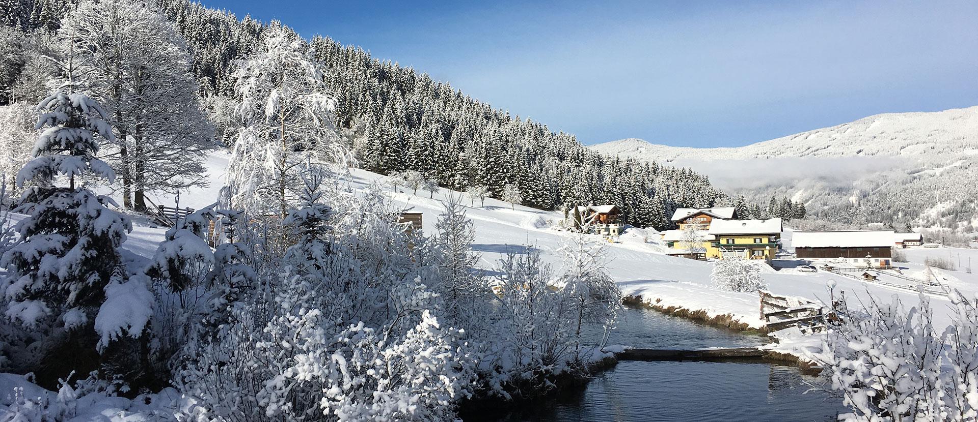 Winterpauschalen in Radstadt, Natur- & Familienresort Der Stieglerhof