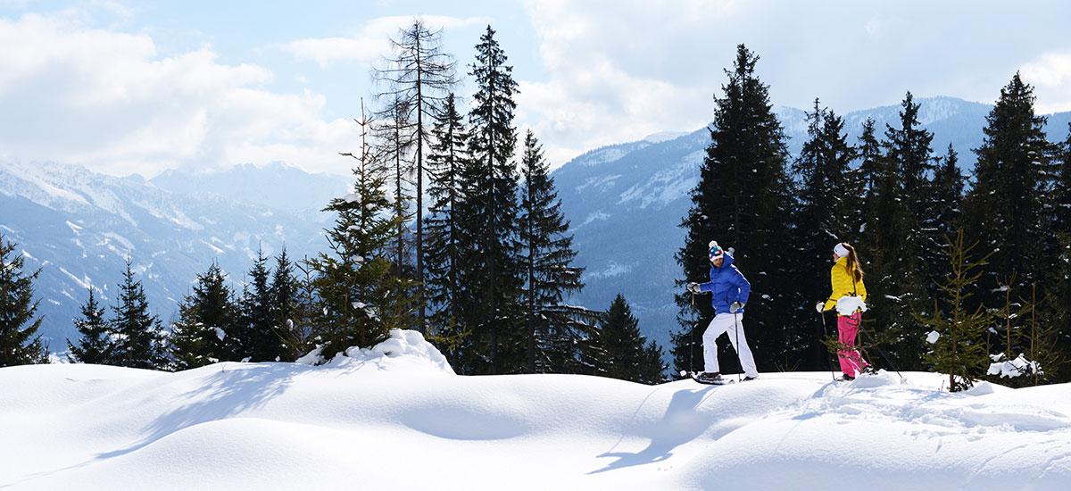 Winter- & Schneeschuhwandern im Ski- & Winterurlaub in Radstadt, Ski amadé